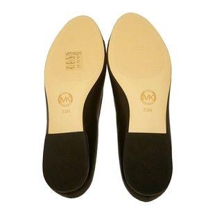 MICHAEL Michael Kors Shoes - MICHAEL Michael Kors Posey Ballet Black Flats